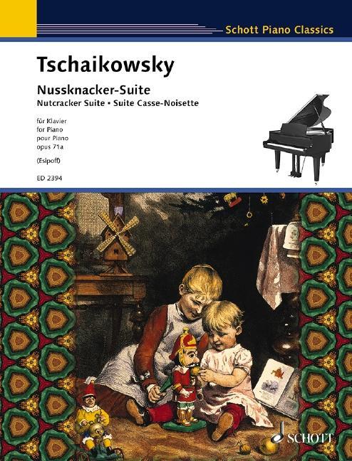 Nussknacker-Suite als Buch