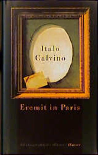 Eremit in Paris als Buch von Italo Calvino
