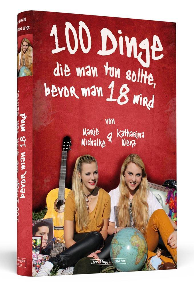 Katharina Weiß, Marie Michalke: 100 Dinge, die man tun