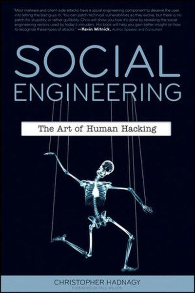 Social Engineering als Buch von Christopher Hadnagy