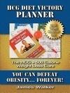Hcg Diet Victory Planner