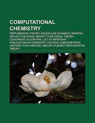 Computational chemistry als Taschenbuch von - Books LLC, Reference Series