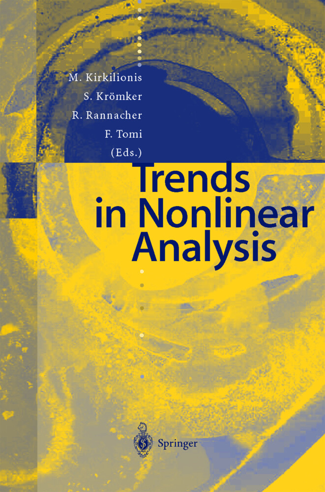 Trends in Nonlinear Analysis als Buch