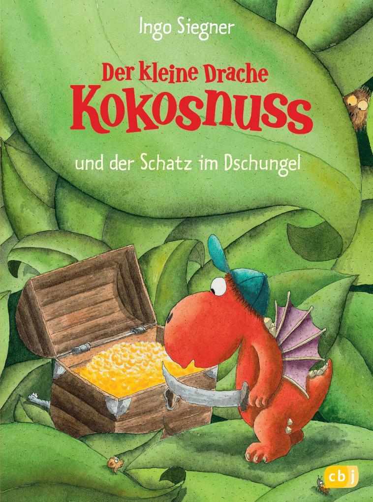 Der kleine Drache Kokosnuss und der Schatz im Dschungel als eBook