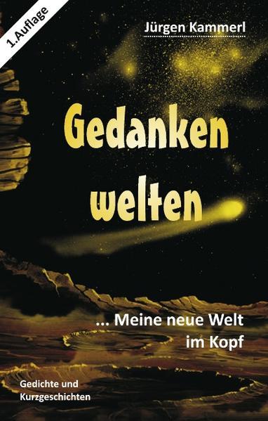 Gedankenwelten - Band 2 als Buch von Jürgen Kammerl - Books on Demand