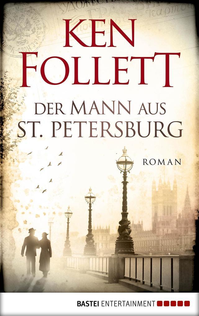 Der Mann aus St. Petersburg als eBook