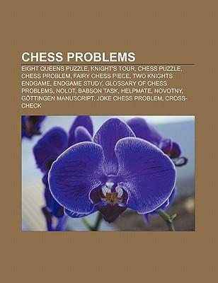 Chess problems als Taschenbuch von