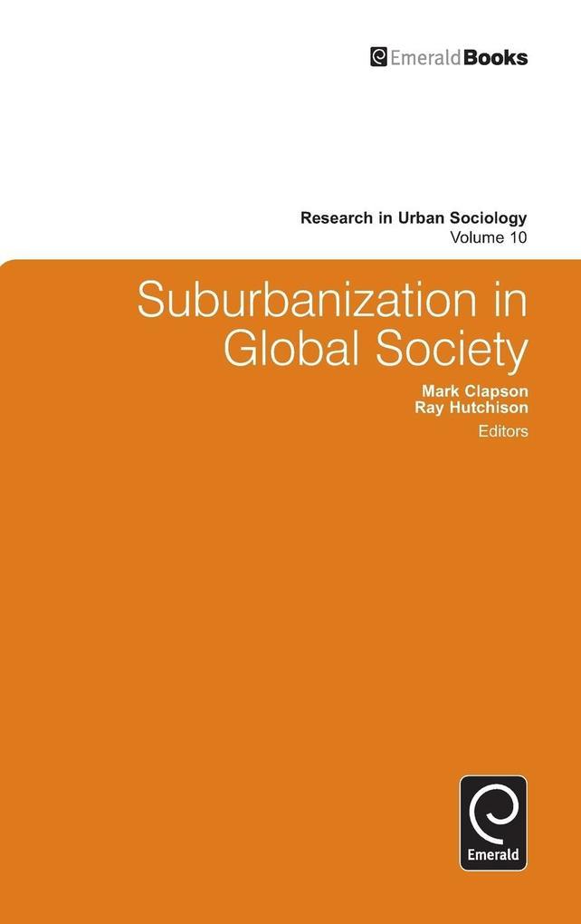 Suburbanization in Global Society
