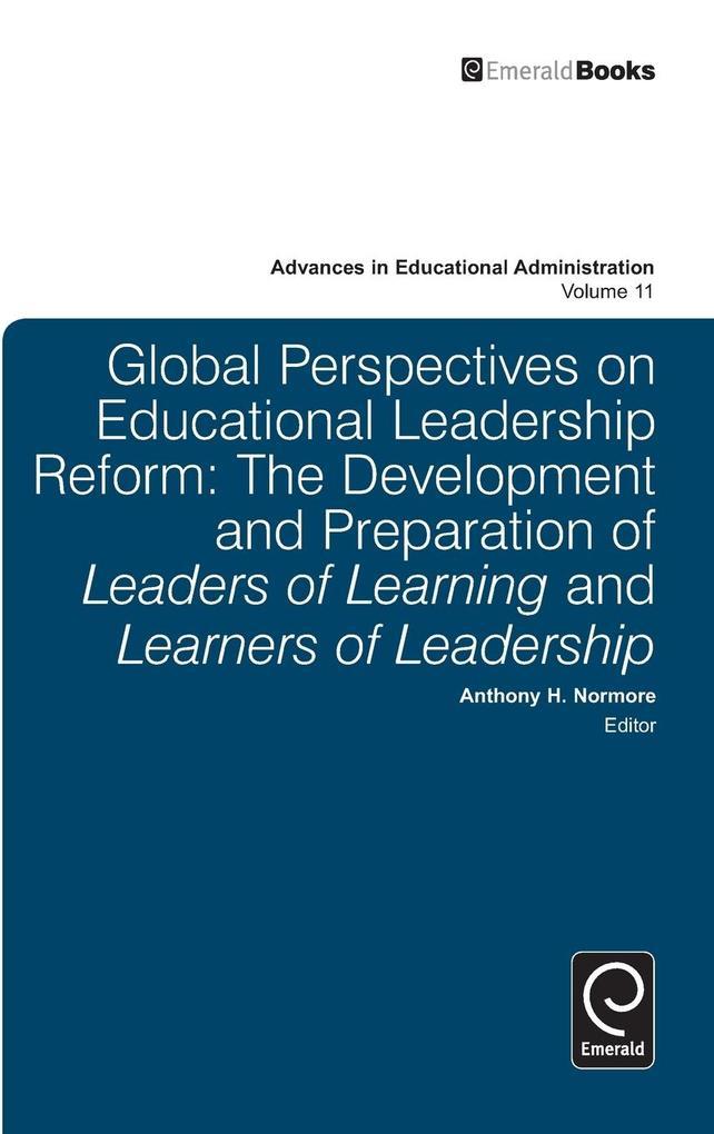 Global Perspectives on Educational Leadership Reform