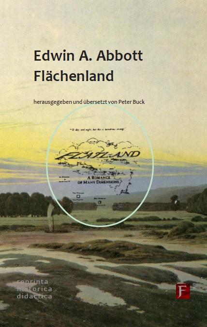 Flächenland als Buch
