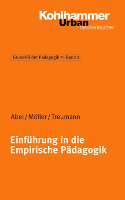 Einführung in die Empirische Pädagogik als Taschenbuch