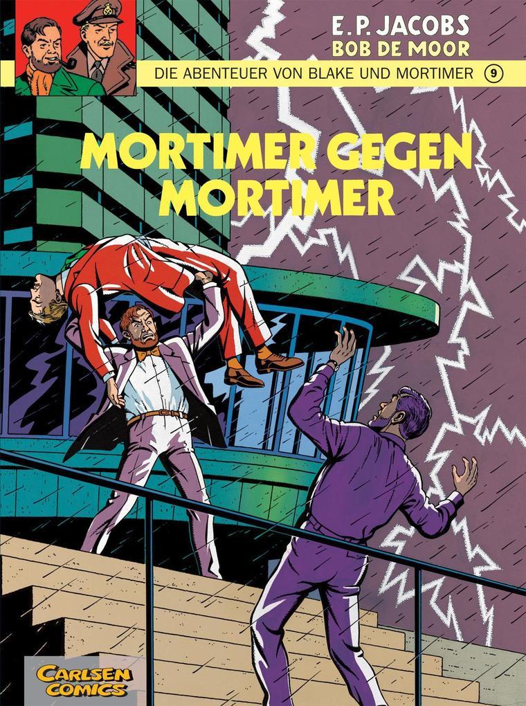 Die Abenteuer von Blake und Mortimer 09. Mortimer gegen Mortimer als Buch