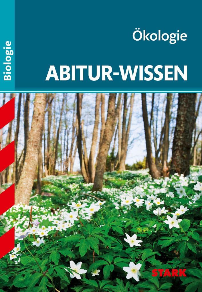Abitur-Wissen - Biologie - Ökologie als Buch