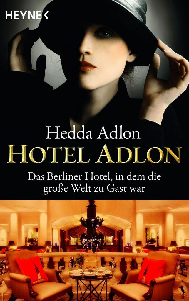 Hotel Adlon als Taschenbuch