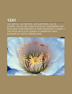 1241 als Taschenbuch von