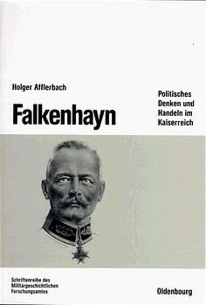 Falkenhayn als Buch