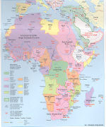 Afrika 1 : 8 000 000 als Buch
