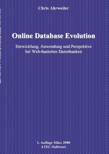 Online Database Evolution als Buch
