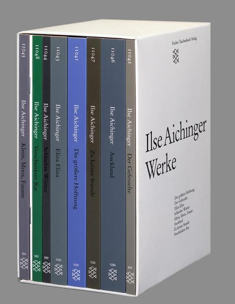 Ilse Aichinger Werke als Taschenbuch