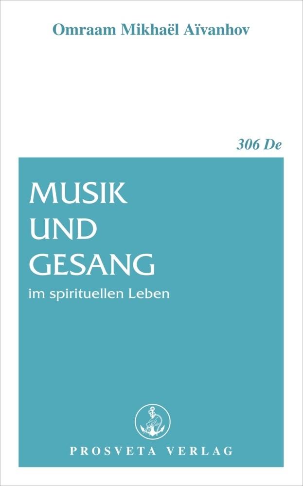 Musik und Gesang im spirituellen Leben als Buch