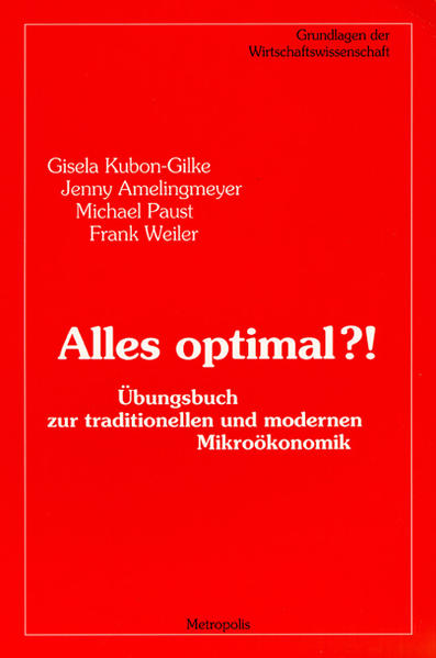 Alles optimal?! als Buch