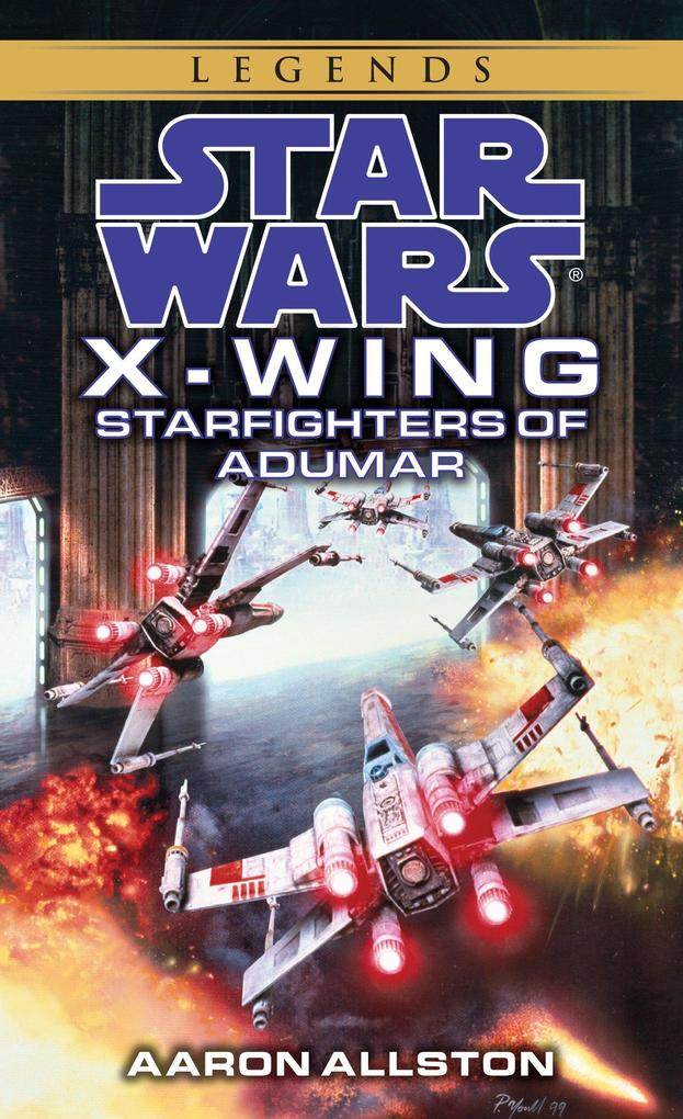 Starfighters of Adumar: Star Wars Legends (X-Wing) als Taschenbuch