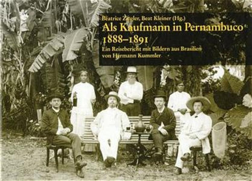 Als Kaufmann in Pernambuco als Buch