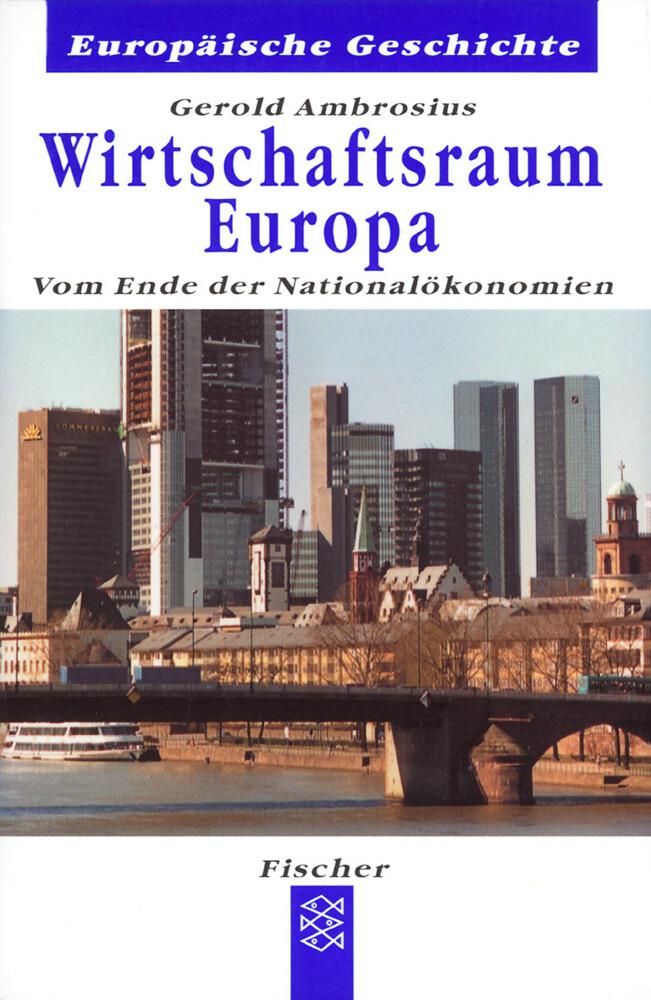 Wirtschaftsraum Europa als Taschenbuch