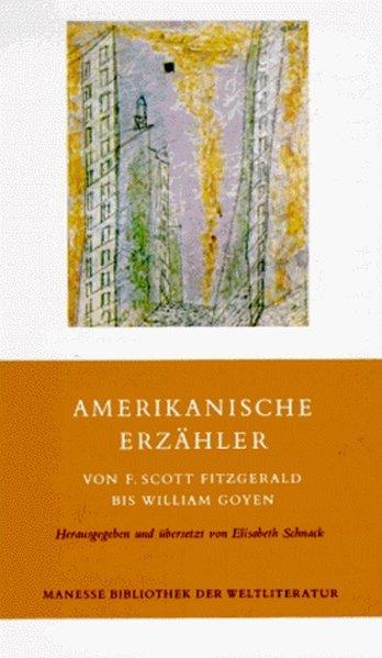 Amerikanische Erzähler II als Buch