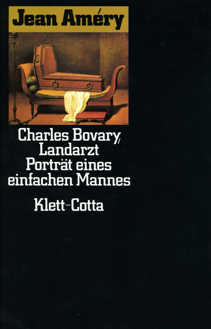 Charles Bovary, Landarzt als Buch