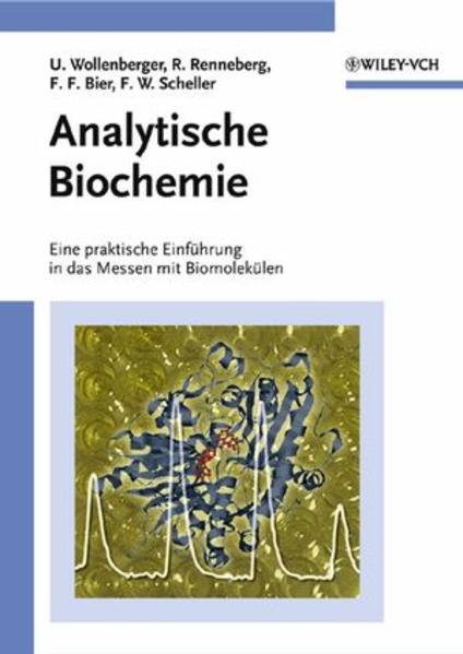 Analytische Biochemie als Buch