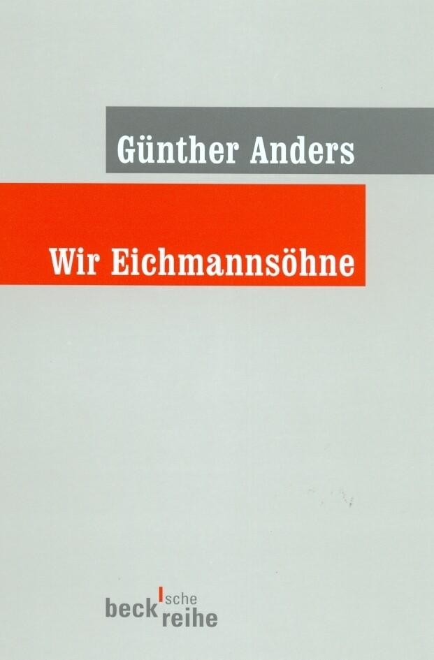 Wir Eichmannsöhne als Taschenbuch