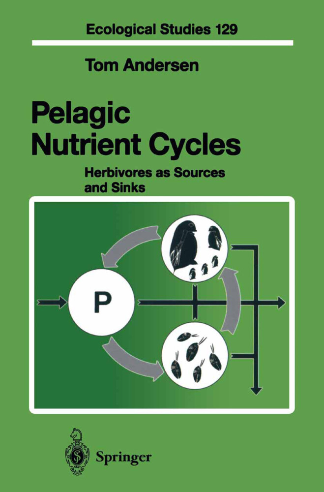 Pelagic Nutrient Cycles als Buch
