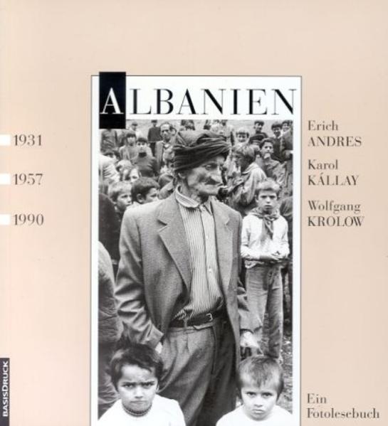 Albanien als Buch