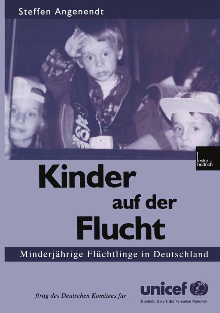 Kinder auf der Flucht als Buch