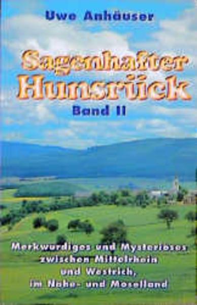 Sagenhafter Hunsrück 2 als Buch