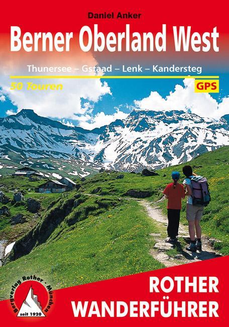 Berner Oberland West als Buch