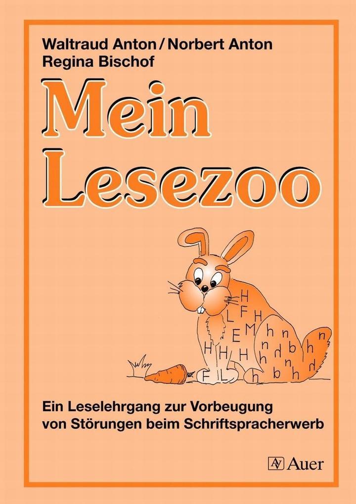 Mein Lesezoo als Buch