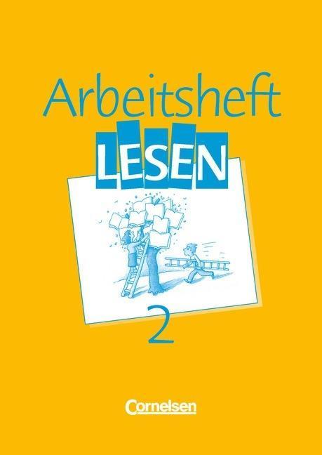 Arbeitsbuch Lesen 2. RSR. Arbeitsheft als Buch