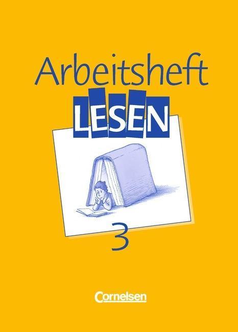 Arbeitsbuch Lesen 3. RSR. Arbeitsheft als Buch