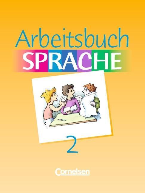 Arbeitsbuch Sprache 2 RSR. Sonderschule. Neue Ausgabe als Buch