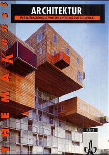 Arbeitshefte Kunst für die Sekundarstufe II. Architektur als Buch