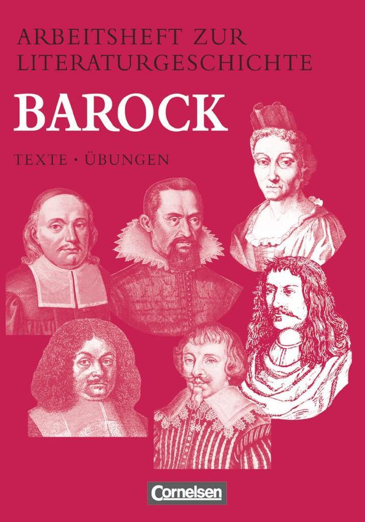 Arbeitshefte zur Literaturgeschichte. Barock als Buch