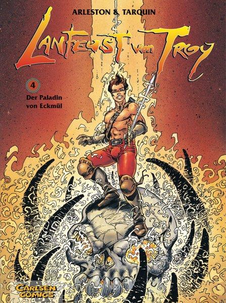 Lanfeust von Troy 04: Der Paladin von Eckmül als Buch