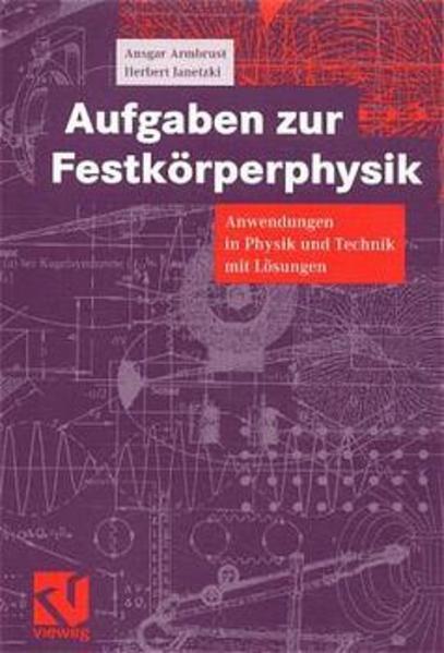 Aufgaben zur Festkörperphysik als Buch