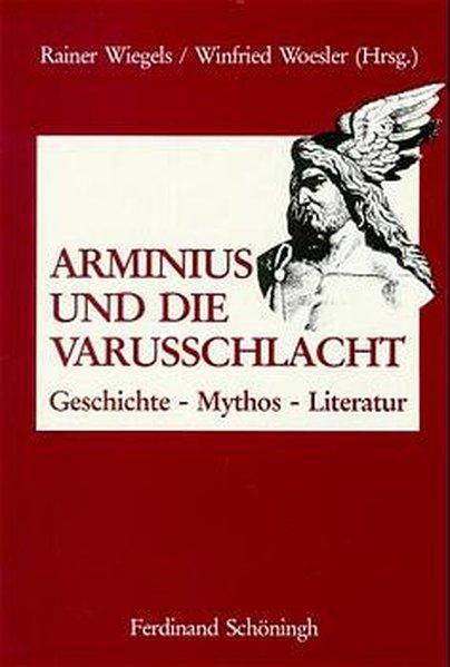 Arminius und die Varusschlacht als Buch