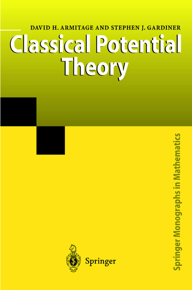 Classical Potential Theory als Buch