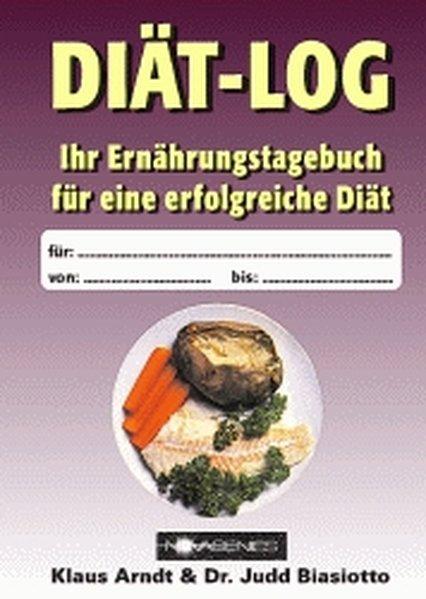 Diät-Log als Buch