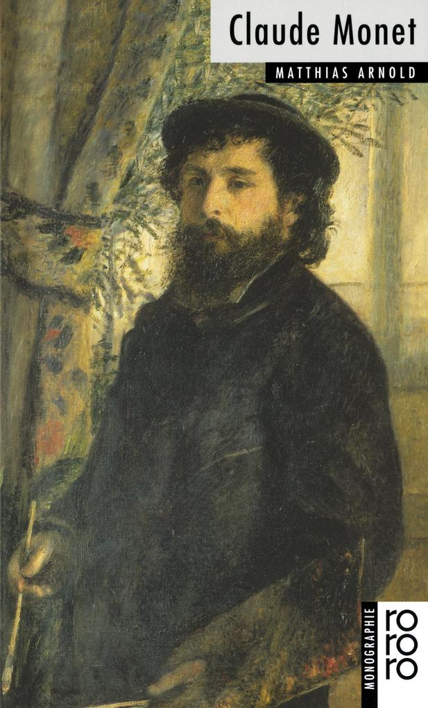 Claude Monet als Taschenbuch