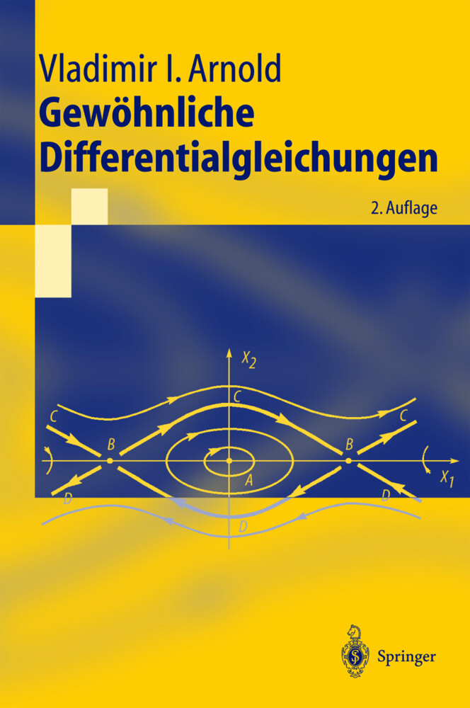 Gewöhnliche Differentialgleichungen als Buch